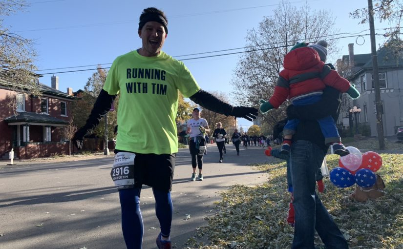 Tom Susco Runs Final Marathon in Memory of His Brother